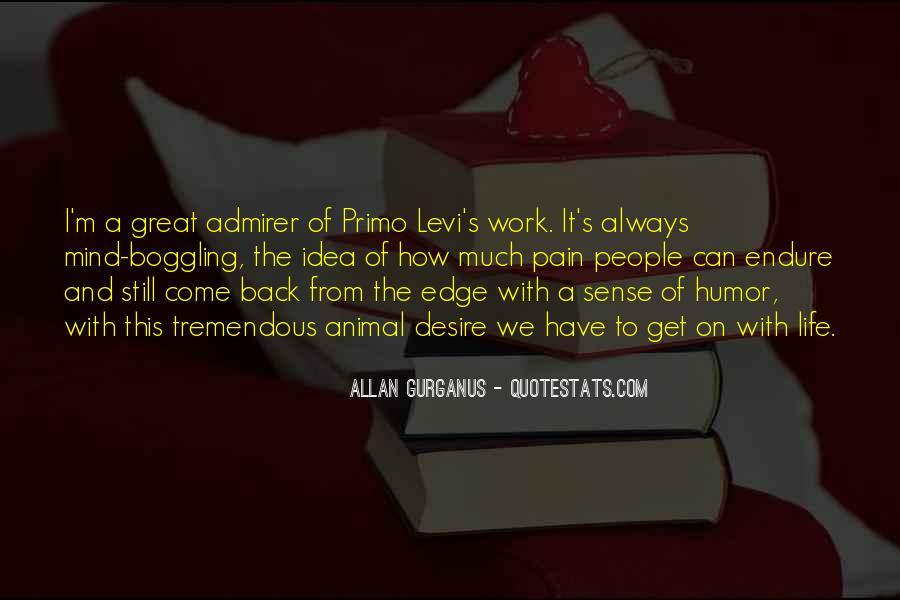 Best Levi Quotes #43690