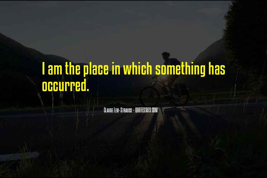 Best Levi Quotes #55422