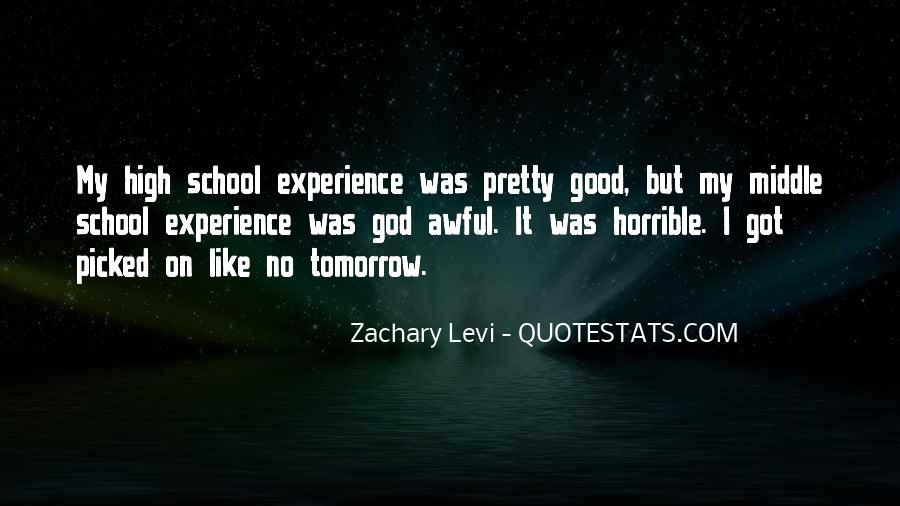 Best Levi Quotes #61753