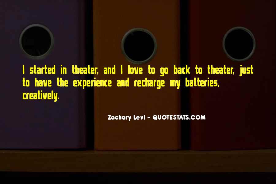 Best Levi Quotes #67286