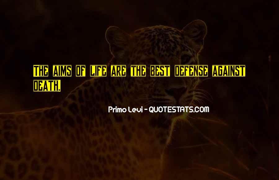 Best Levi Quotes #821720