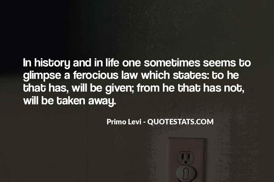 Best Levi Quotes #90271