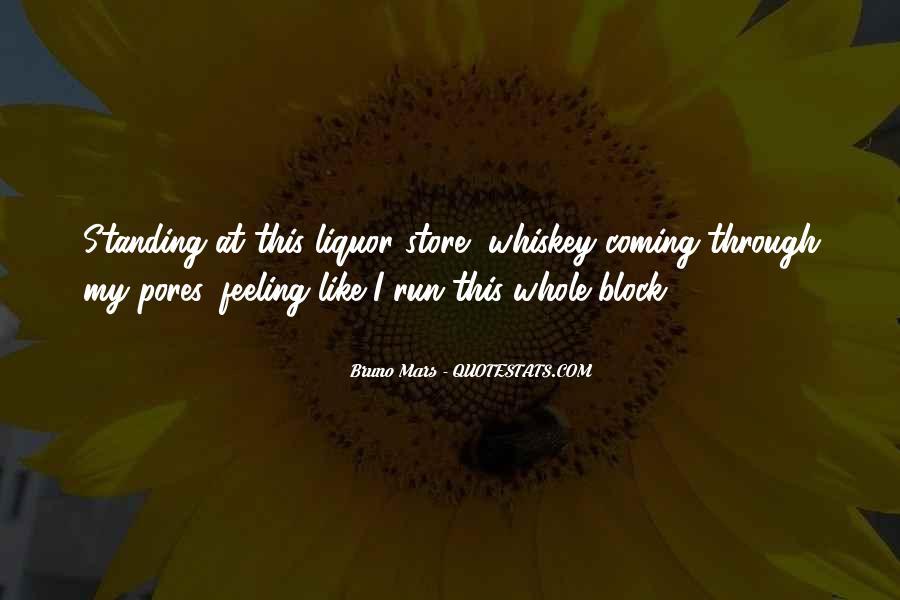 Best Liquor Quotes #118881
