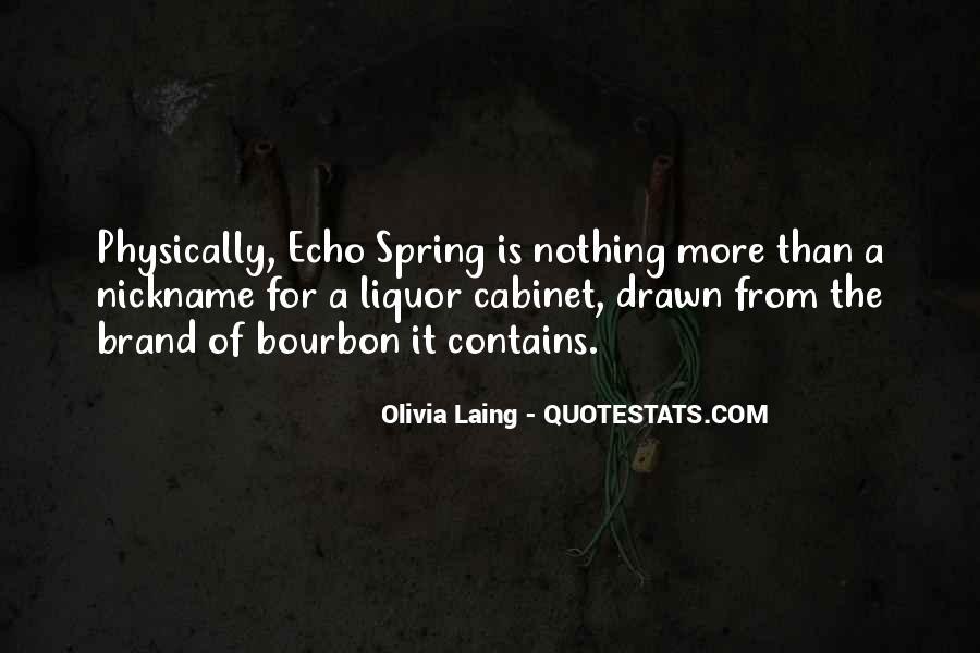 Best Liquor Quotes #133737