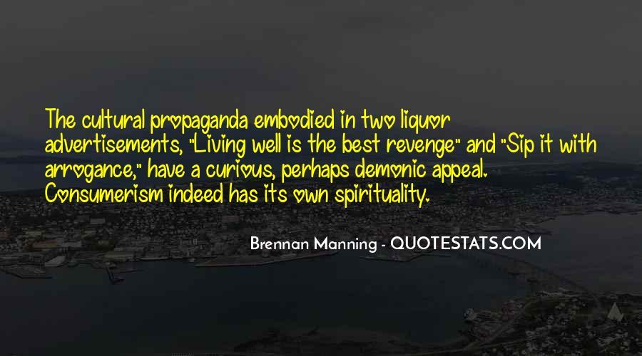 Best Liquor Quotes #1491250