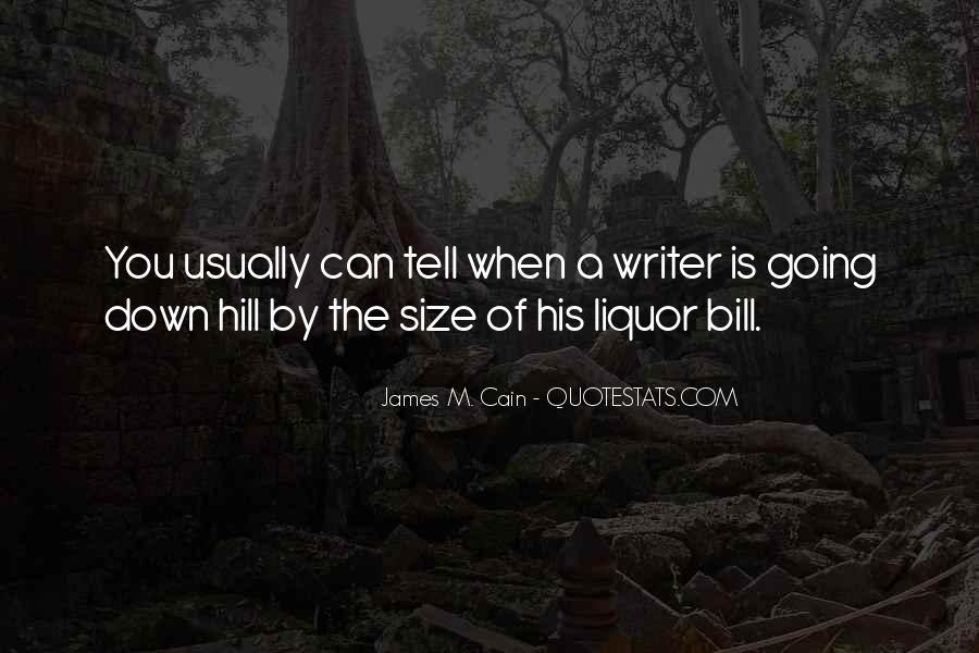 Best Liquor Quotes #17279