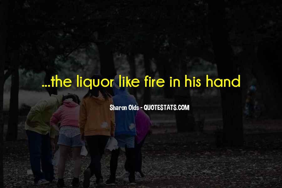 Best Liquor Quotes #2516