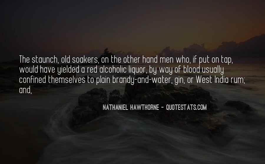 Best Liquor Quotes #46969