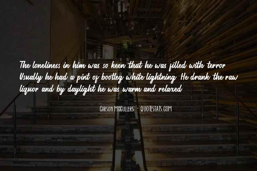 Best Liquor Quotes #55197