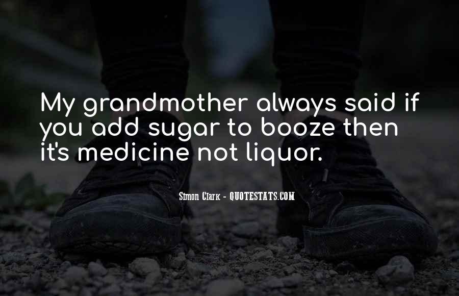 Best Liquor Quotes #67203