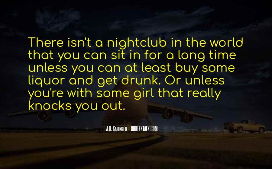 Best Liquor Quotes #80694