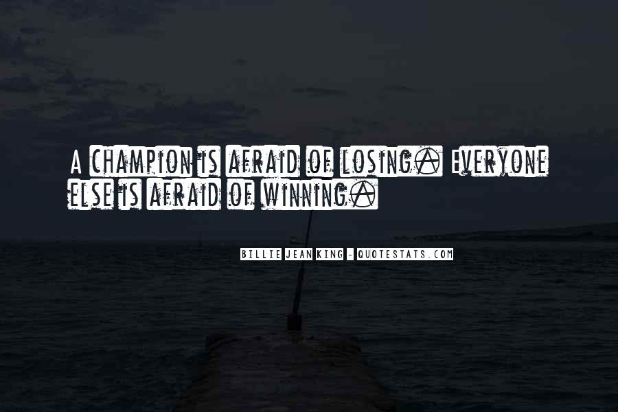 Best Losing Someone Quotes #5322