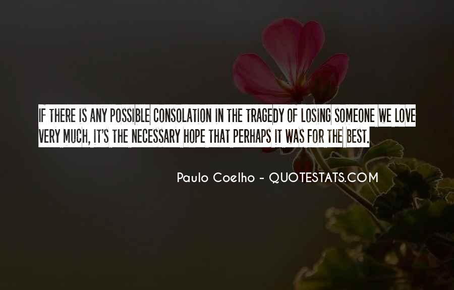 Best Losing Someone Quotes #547348