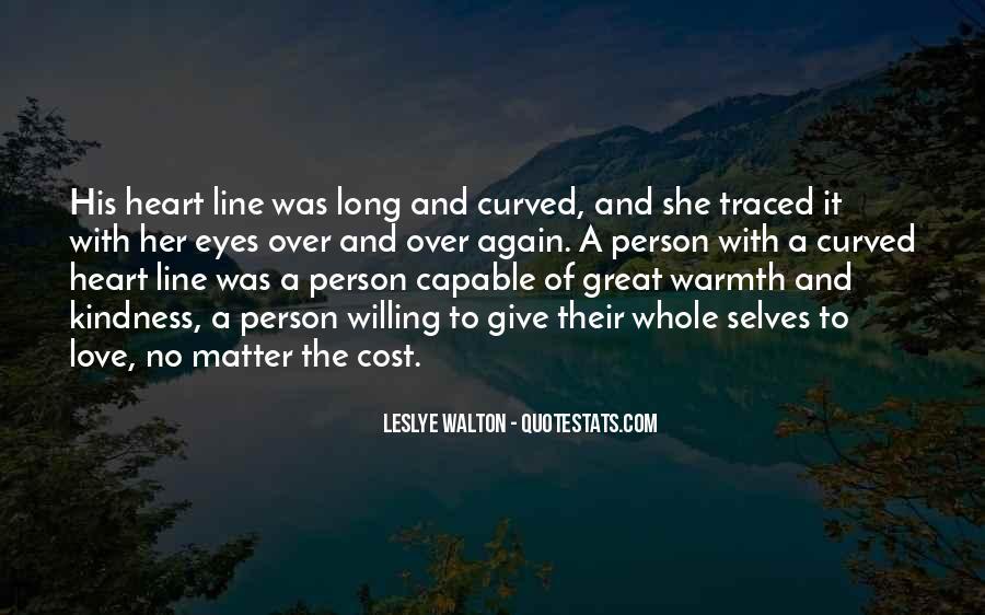 Best Love 2 Line Quotes #124448