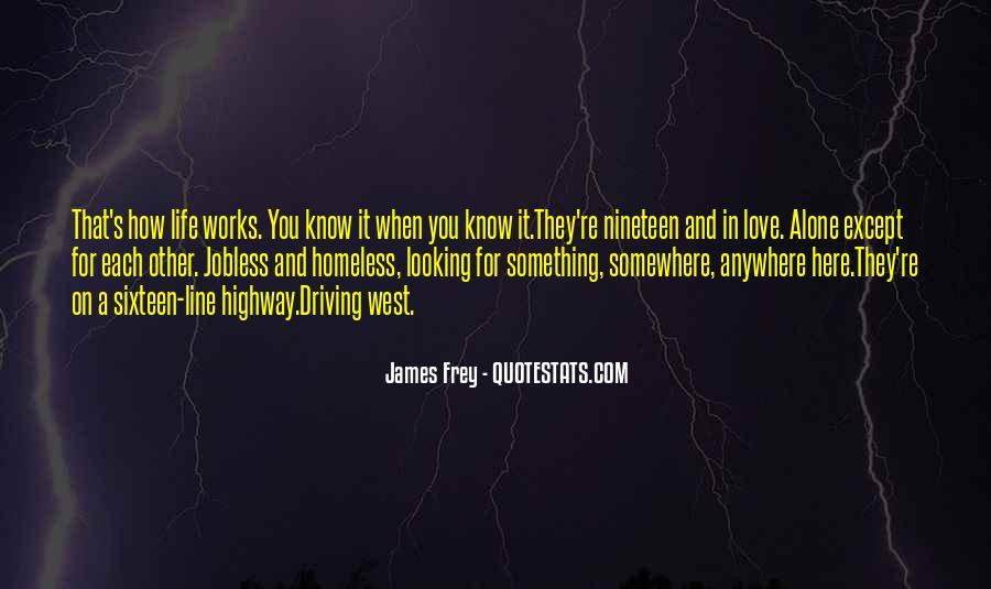 Best Love 2 Line Quotes #24421