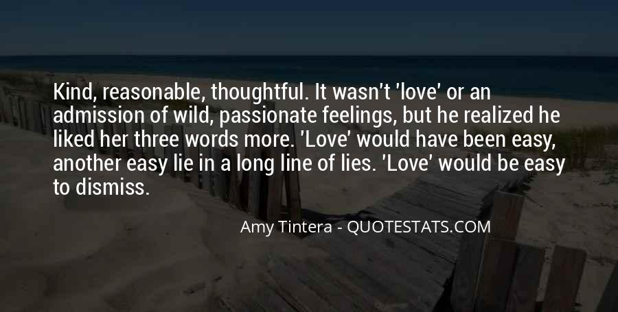 Best Love 2 Line Quotes #97996