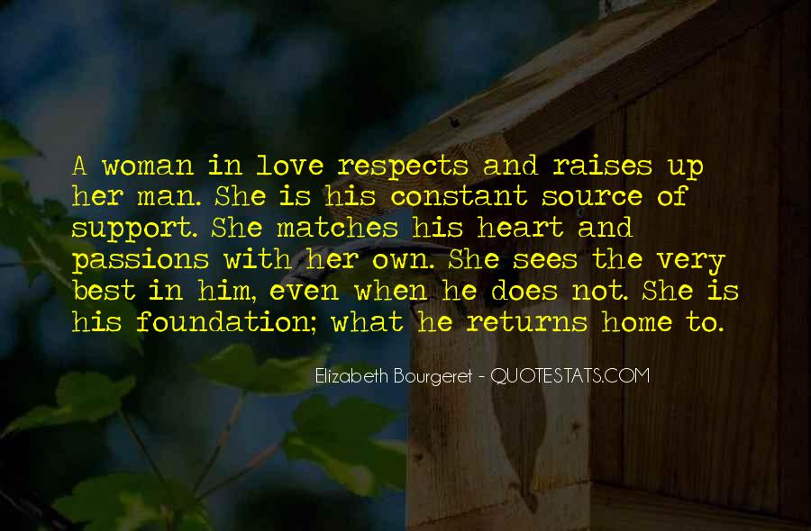 Best Love Respect Quotes #1058374