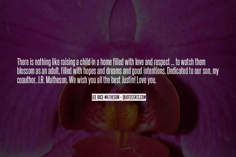 Best Love Respect Quotes #1670553