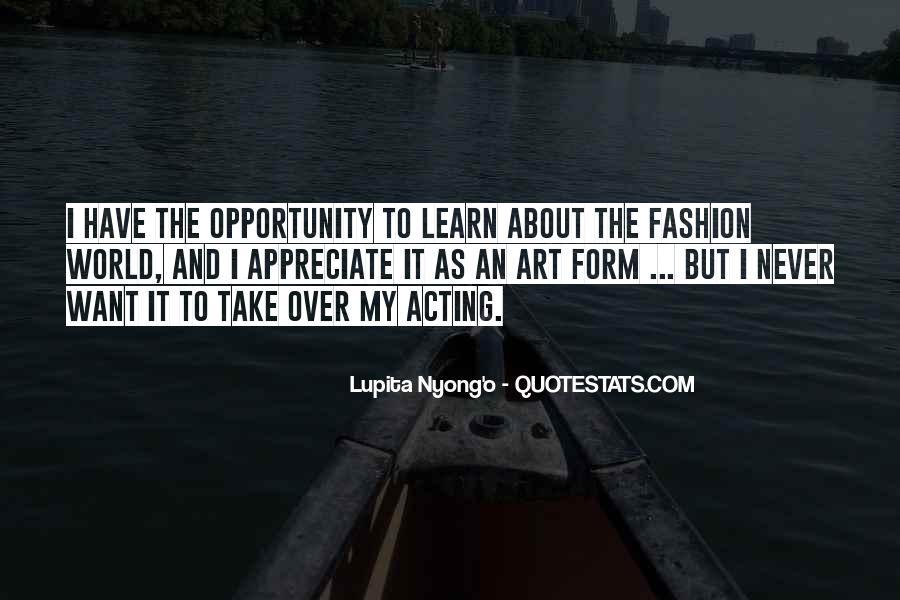 Best Lupita Nyong'o Quotes #188524