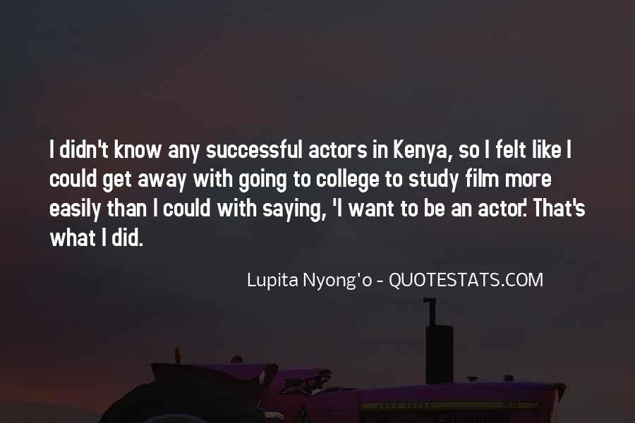 Best Lupita Nyong'o Quotes #192446