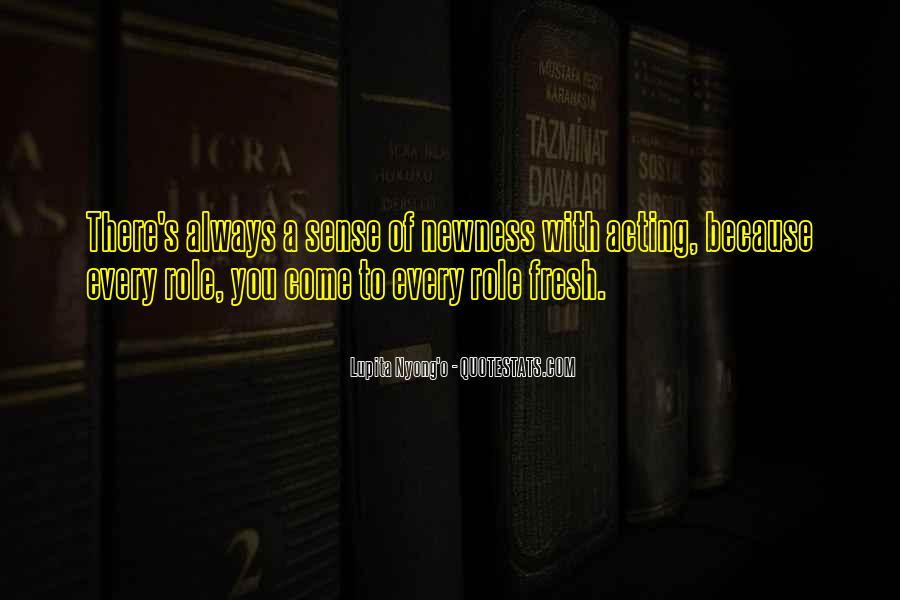 Best Lupita Nyong'o Quotes #521173