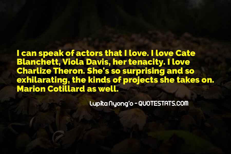 Best Lupita Nyong'o Quotes #65989