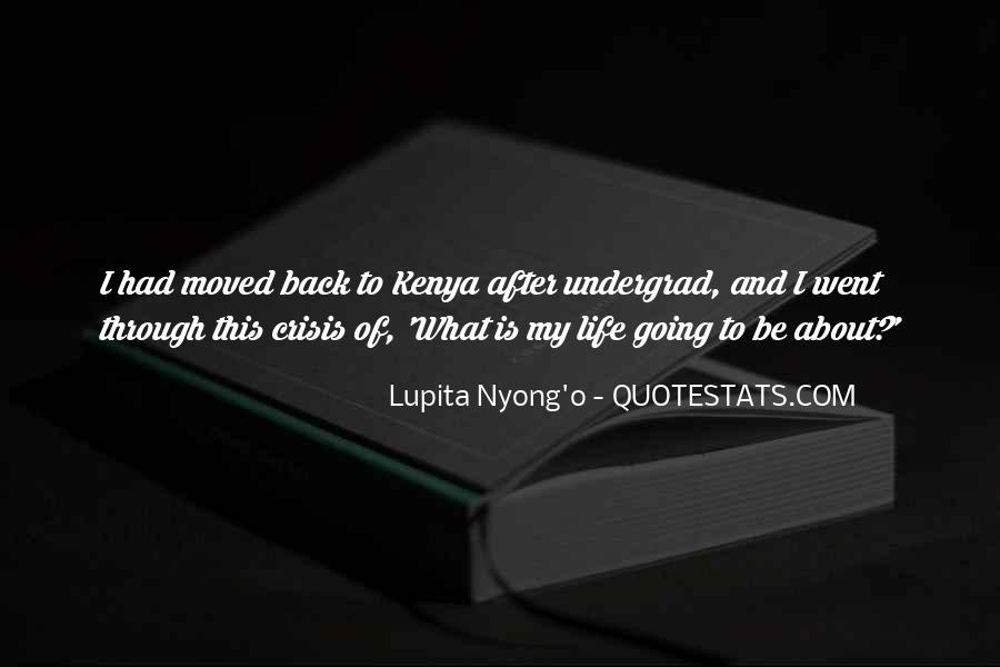 Best Lupita Nyong'o Quotes #66114