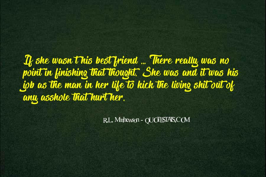 Best Man Finishing Quotes #1870648