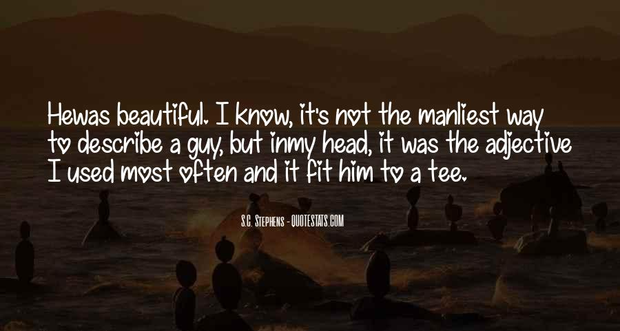 Best Manliest Quotes #1260176