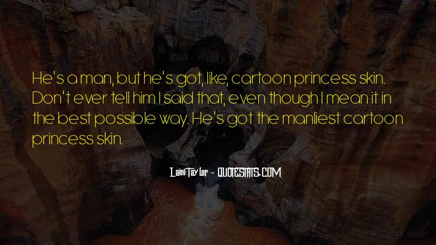 Best Manliest Quotes #1615943