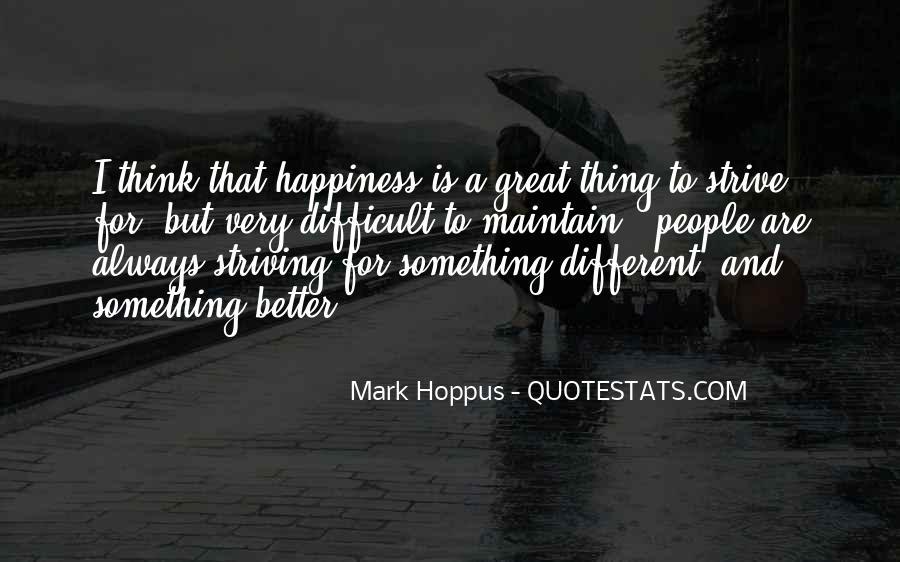 Best Mark Hoppus Quotes #100477