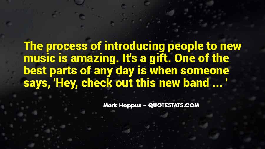 Best Mark Hoppus Quotes #119874
