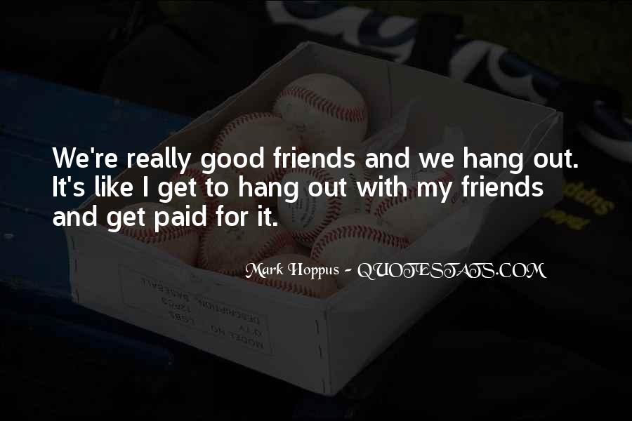 Best Mark Hoppus Quotes #220175