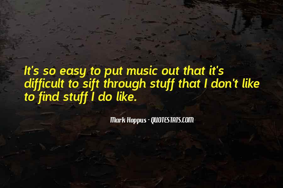 Best Mark Hoppus Quotes #252870