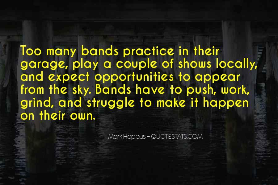 Best Mark Hoppus Quotes #288312