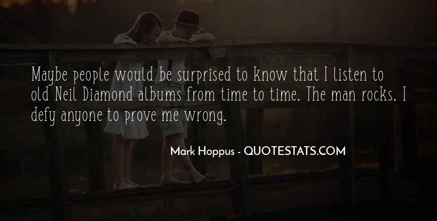 Best Mark Hoppus Quotes #302101
