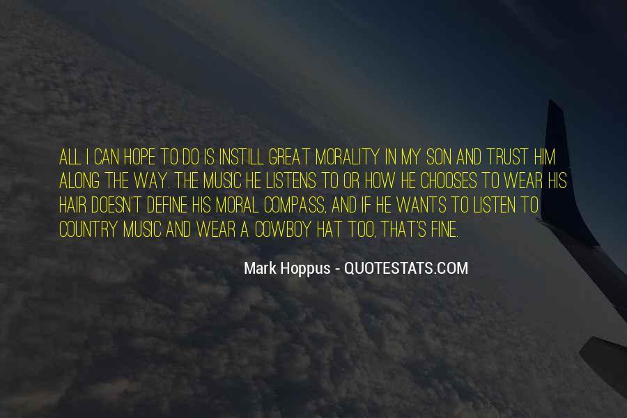 Best Mark Hoppus Quotes #302176