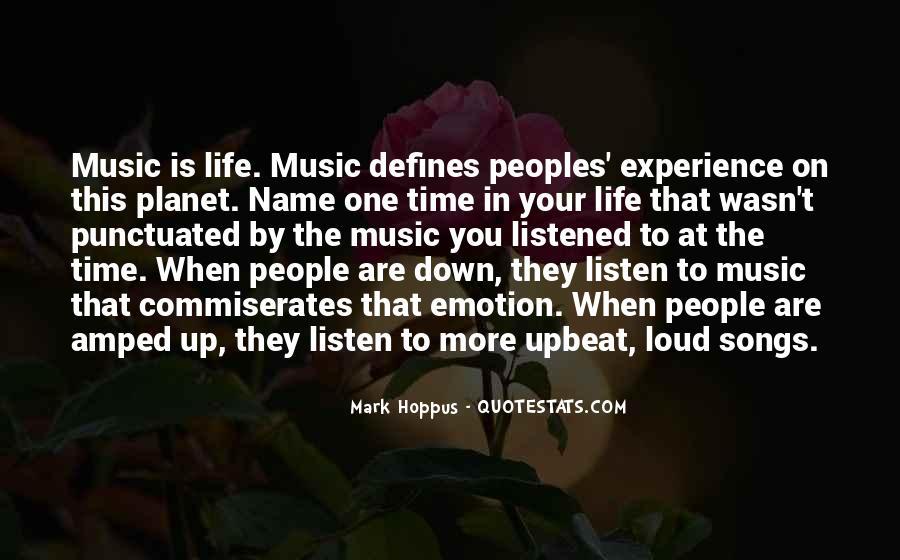 Best Mark Hoppus Quotes #312935