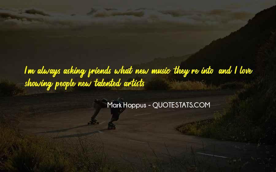 Best Mark Hoppus Quotes #340110