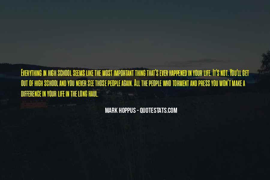 Best Mark Hoppus Quotes #351060