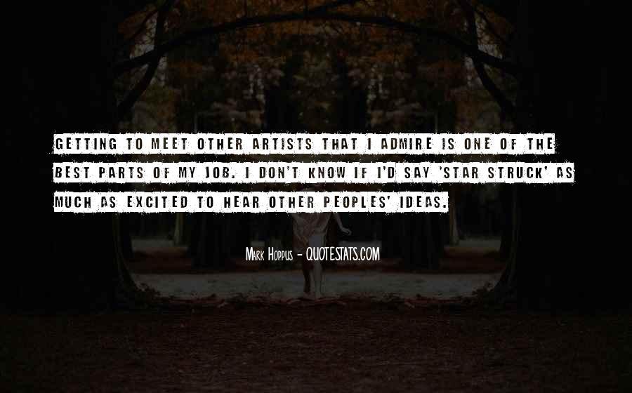 Best Mark Hoppus Quotes #38953