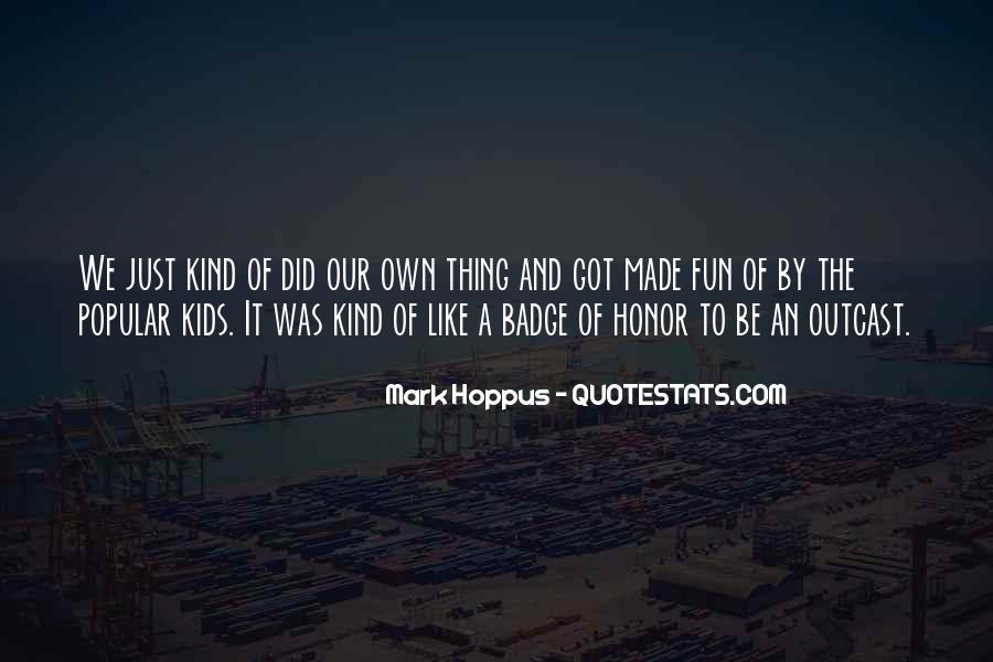 Best Mark Hoppus Quotes #448387