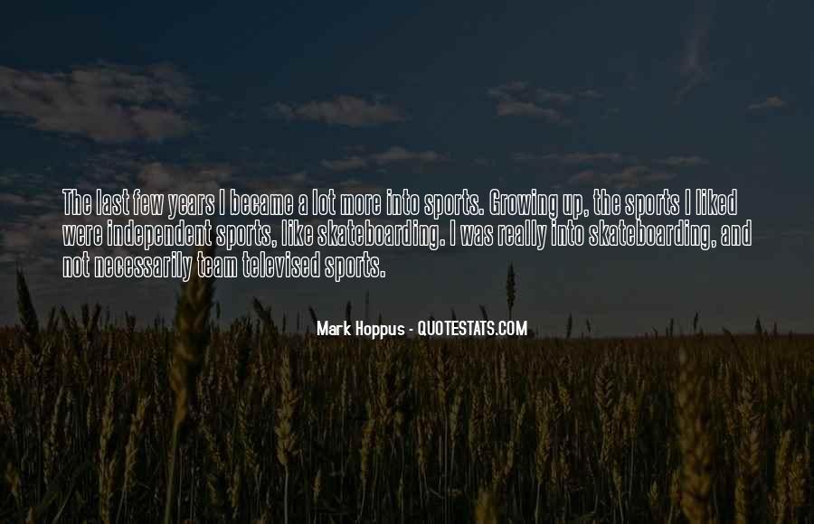 Best Mark Hoppus Quotes #454243