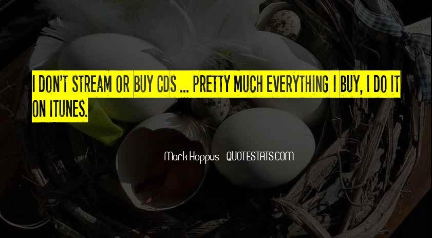 Best Mark Hoppus Quotes #458762
