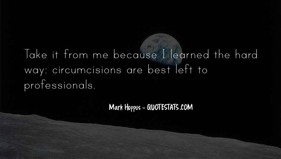 Best Mark Hoppus Quotes #547747