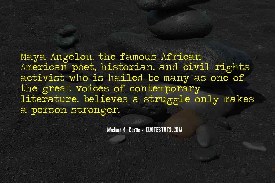 Best Maya Angelou Quotes #10182
