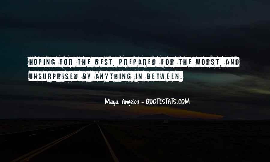 Best Maya Angelou Quotes #108039