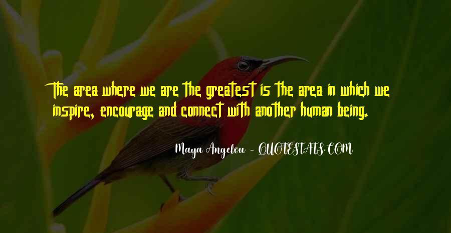 Best Maya Angelou Quotes #111334