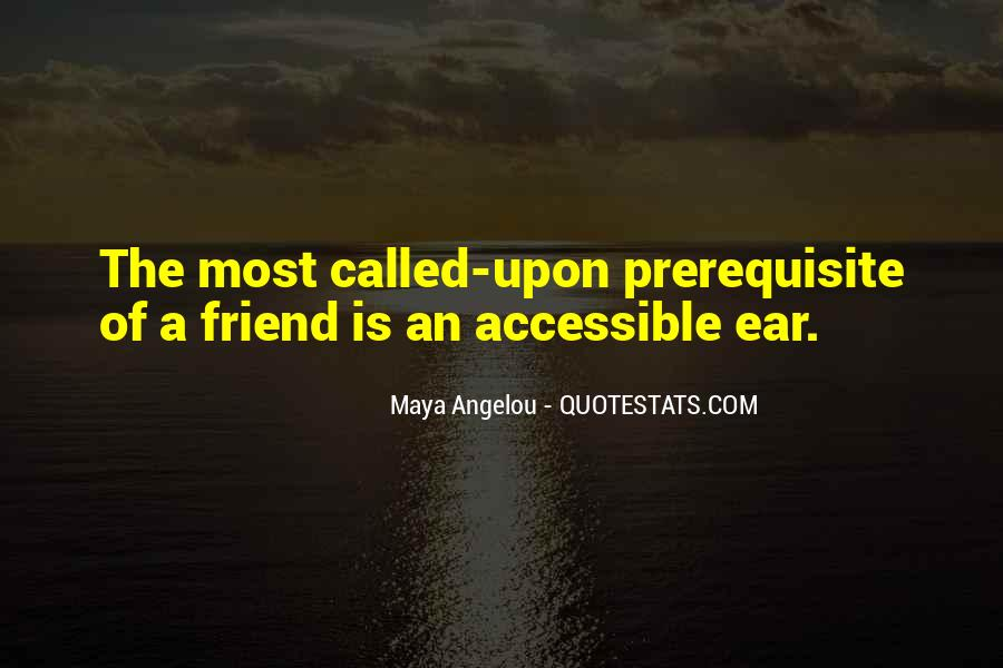 Best Maya Angelou Quotes #11278
