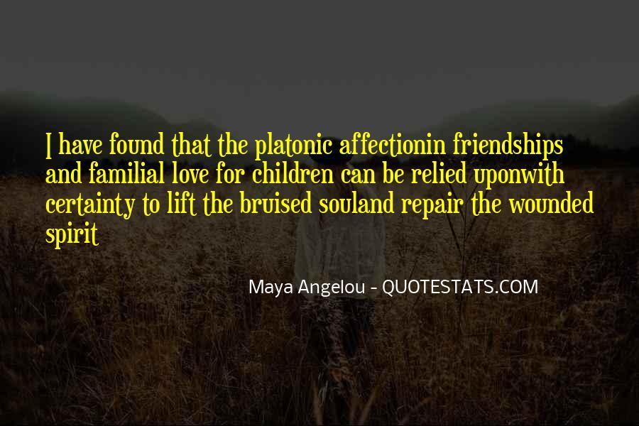 Best Maya Angelou Quotes #114616